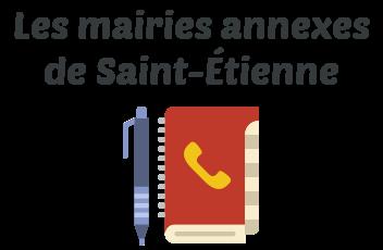 mairie annexe saint etienne