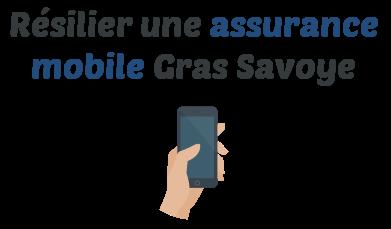 resilier assurance mobile gas savoye
