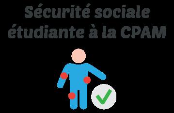 securite sociale etudiant cpam