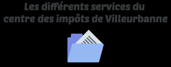 service centre impot villeurbanne