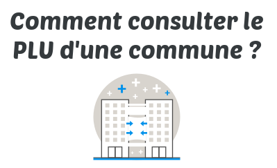 consultation plu commune