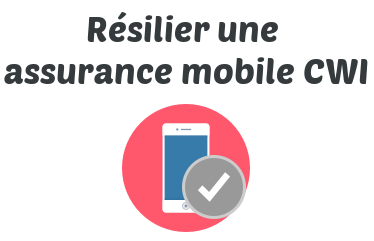 resilier assurance mobile cwi