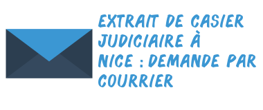 casier judiciaire nice courrier