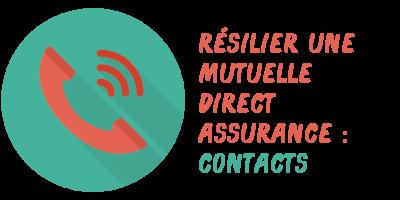 contact mutuelle direct assurance