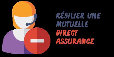résilier mutuelle direct assurance