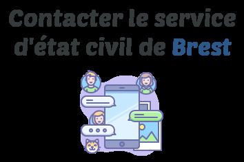 service etat civil brest