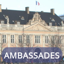 annuaire ambassade