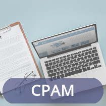 annuaire cpam