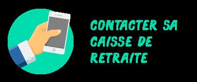 contact caisse retraite