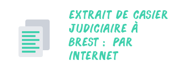 casier judiciaire brest internet