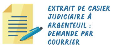 argenteuil casier judiciaire courrier