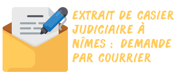 casier judiciaire nîmes courrier