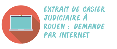 casier judiciaire rouen internet