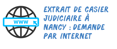 casier judiciaire nancy internet