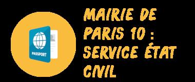 mairie paris 10 civil