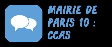 mairie paris 10 ccas