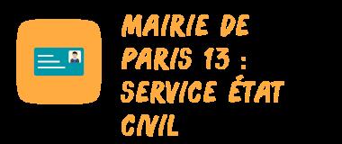 mairie paris 13 civil