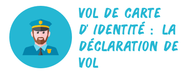 déclaration vol carte identité
