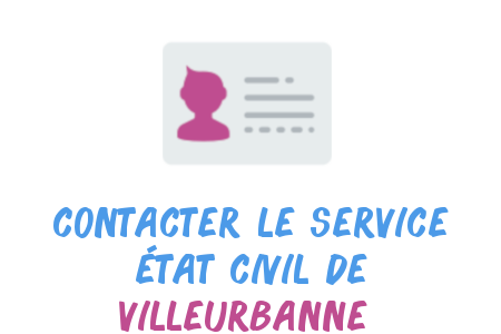 contact état civil villeurbanne