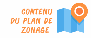 plan zonage contenu