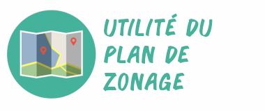 plan zonage utilité