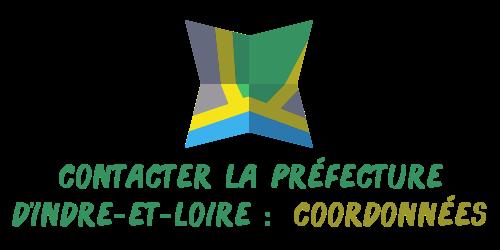 coordonnées préfecture indre et loire