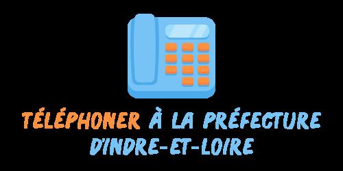 téléphone préfecture indre et loire
