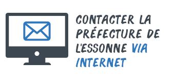 contacter préfecture essonne internet