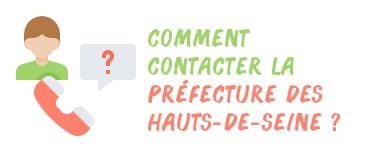 contacter préfecture Hauts-de-Seine