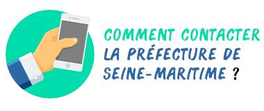 contacter préfecture Seine-Maritime