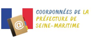 coordonnées préfecture Seine-Maritime