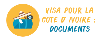 visa ivoire documents