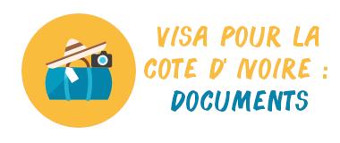 visa ivoire documents