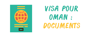 visa oman documents