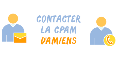 contact cpam amiens