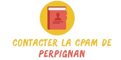 contact cpam perpignan
