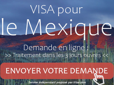 demande visa mexique