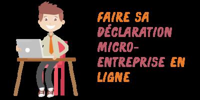 déclaration micro-entreprise