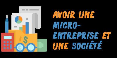 micro-société entreprise
