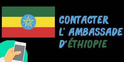 contacter ambassade éthiopie