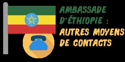 ambassade éthiopie contacts