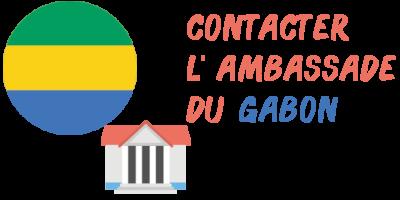 contacter ambassade gabon