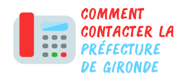 contacter préfecture gironde