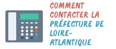 contacter préfecture Loire-Atlantique