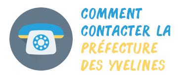 contacter préfecture yvelines