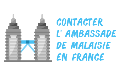 contact ambassade malaisie