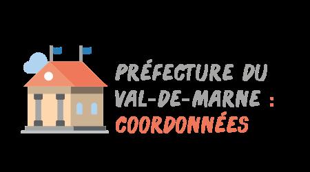 coordonnées préfecture val-de-marne