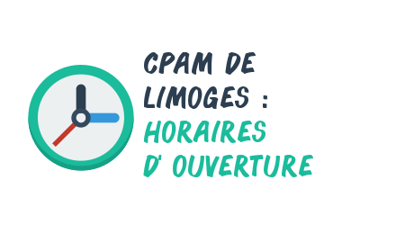 horaires cpam limoges