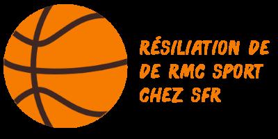 résiliation rmc sport sfr