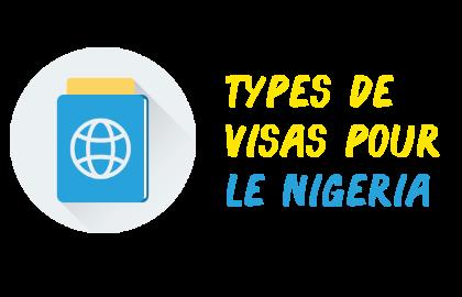 types visa nigeria